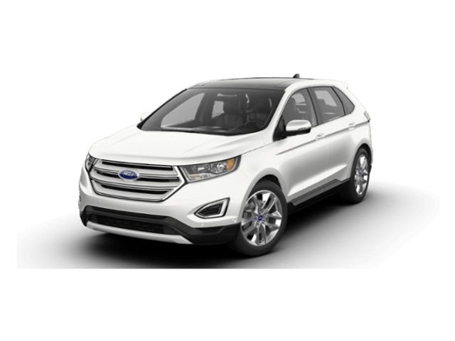 2018 Ford Edge Titanium Crossover Intelligent All-Whee